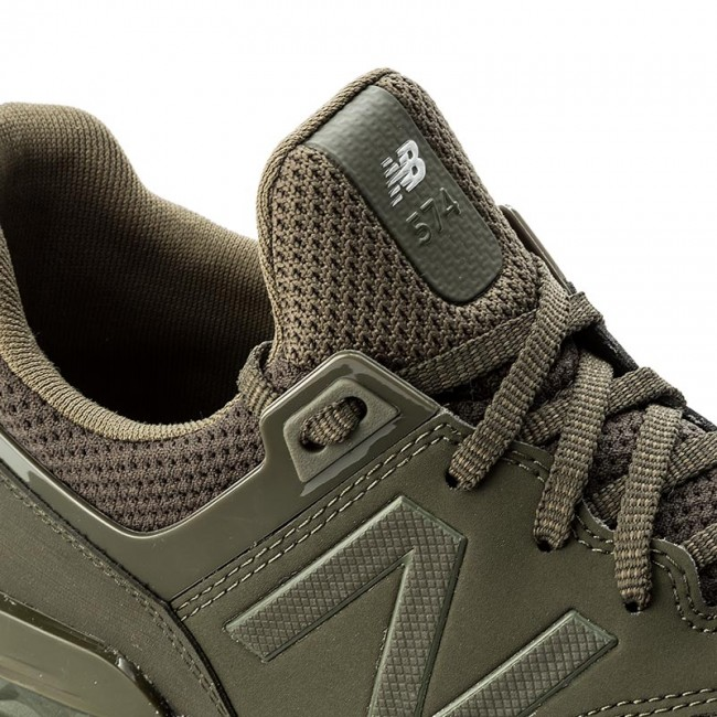 new arrival 50109 f1be0 Sneakers NEW BALANCE - MS574SCJ Green
