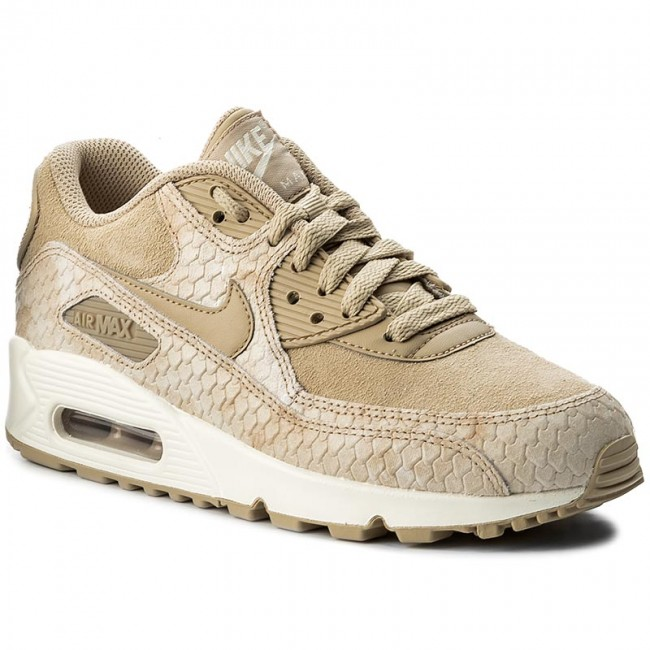 Shoes NIKE Air Max 90 Prm 896497 200 LinenLinenSail
