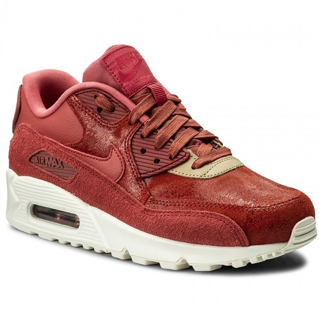 Shoes NIKE Wmns Air Max 90 Sd 920959 800 Light RedwoodLight Redwood