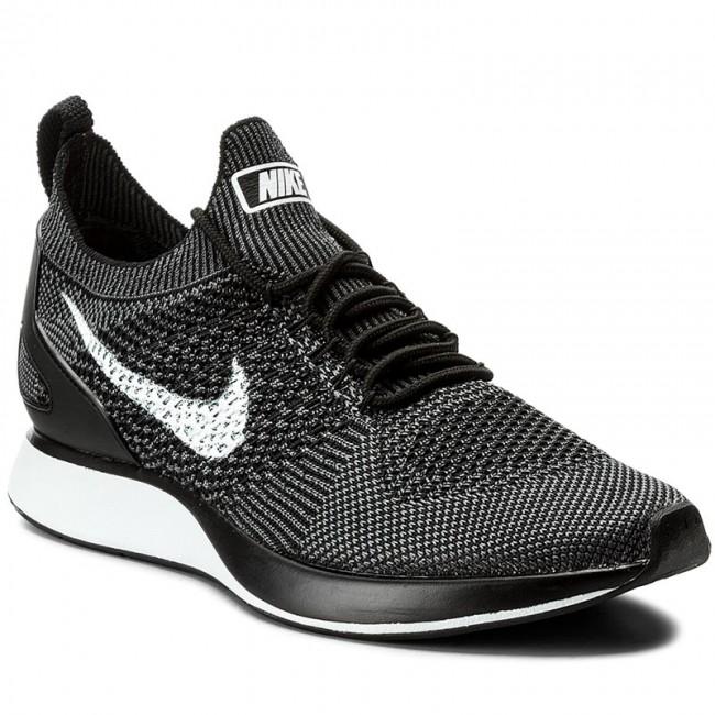 Shoes NIKE Air Zoom Mariah Flyknit Racer 918264 001 BlackWhiteDark Grey