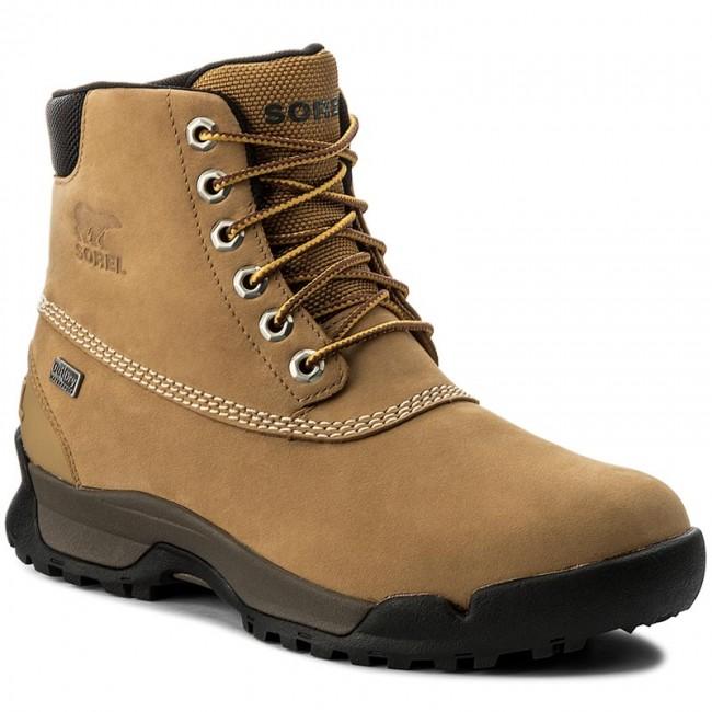 "b8b7adf1dec Trekker Boots SOREL - Paxson 6"" Outdry NM2200 Buff Major/Chamois Major 281"