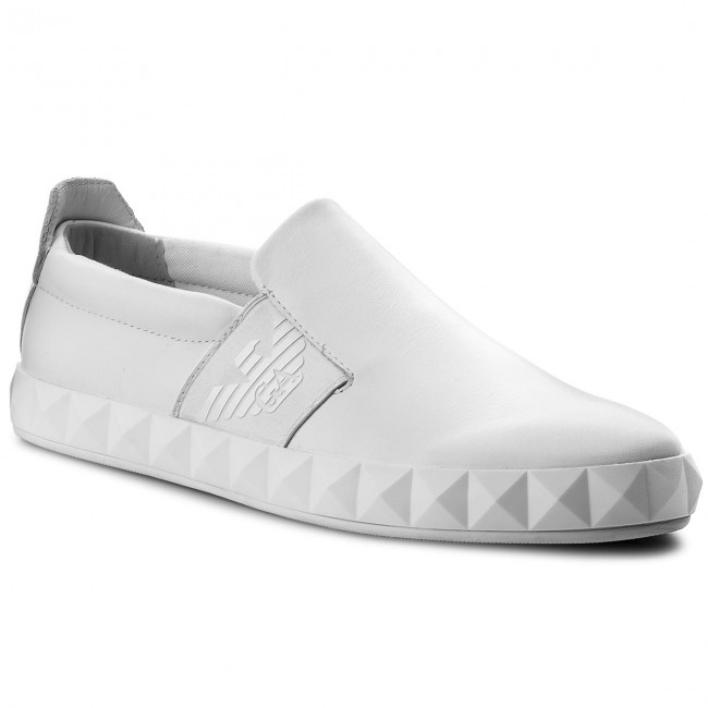 Sneakers EMPORIO ARMANI - X4X212 XF187
