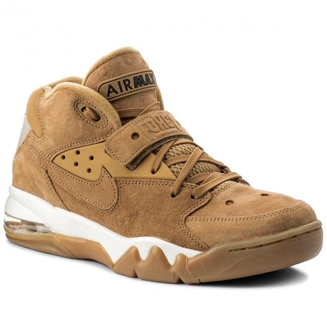 Shoes NIKE Air Force Max Prm 315065 200 FlaxFlaxPhantom