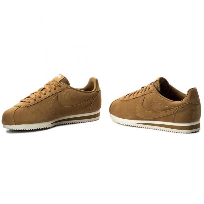 buy online 27b99 5406c Shoes NIKE - Classic Cortez Se 902801 700 Wheat/Wheat/Sail