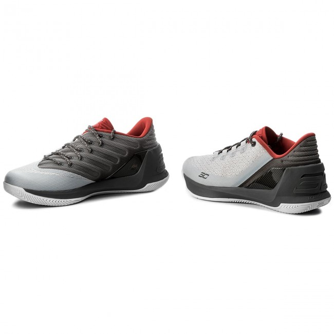 detailed look 66593 00896 Shoes UNDER ARMOUR - Ua Curry 3 Low 1286376-289 Gyt/Rhg/Pom