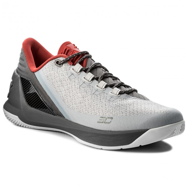 detailed look a76fc a74d6 Shoes UNDER ARMOUR - Ua Curry 3 Low 1286376-289 Gyt/Rhg/Pom