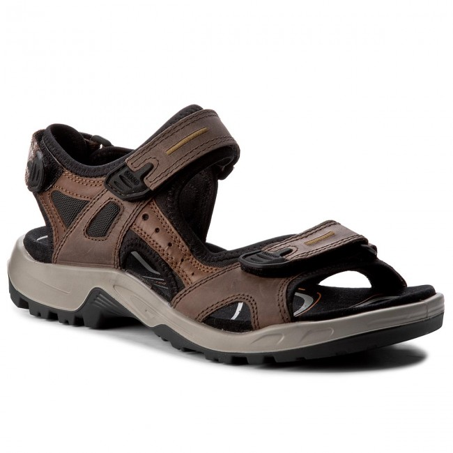 Sandals ECCO - Offroad 6956456401 Brown/Black