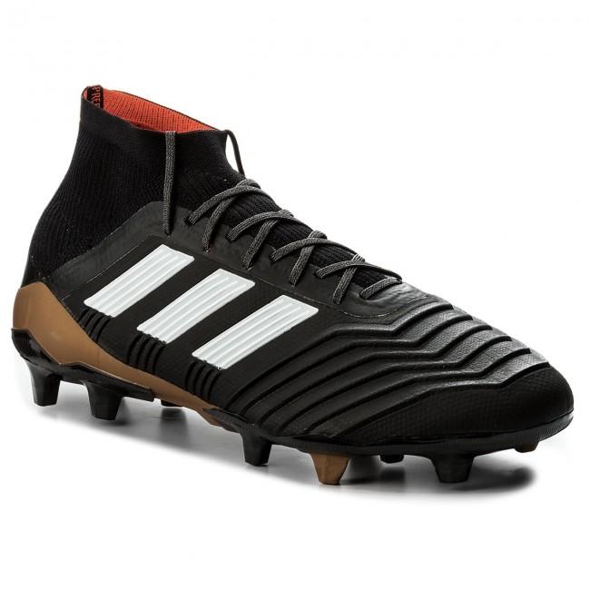 meglio ultime versioni prezzo scontato Shoes adidas - Predator 18.1 Fg BB6354 Cblack/Ftwwht/Solred