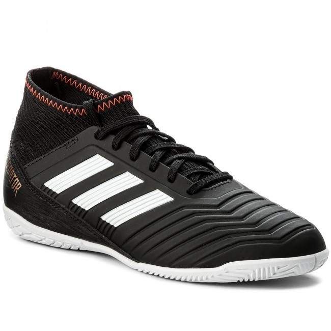 Shoes adidas Predator Tango 18.3 In J CP9076 CblackFtwwhtSolred