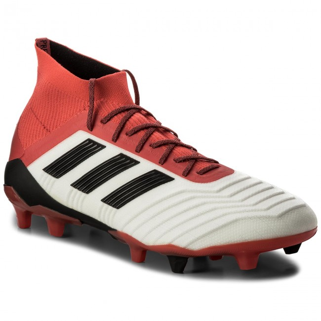Inconveniencia Frustrante claridad  Shoes adidas - Predator 18.1 Fg CM7410 Ftwwht/Cblack/Reacor - Football -  Sports shoes - Men's shoes | efootwear.eu