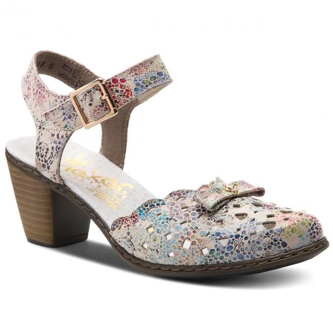 Sandals RIEKER - 40957-90 Multi