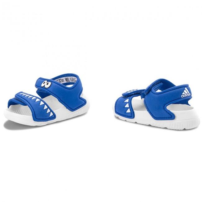 Sandals adidas - AltaSwim I CQ0054 Hirblu/Ftwwht/Hirblu