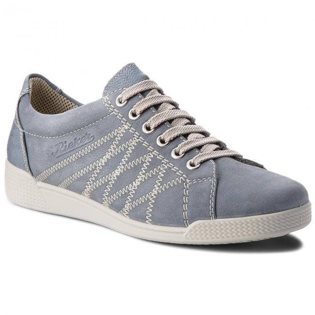 Shoes RIEKER - 46501-12 Blau