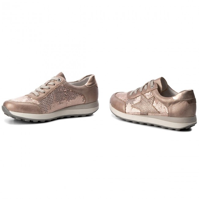 Sneakers RIEKER K2802 31 Rosa