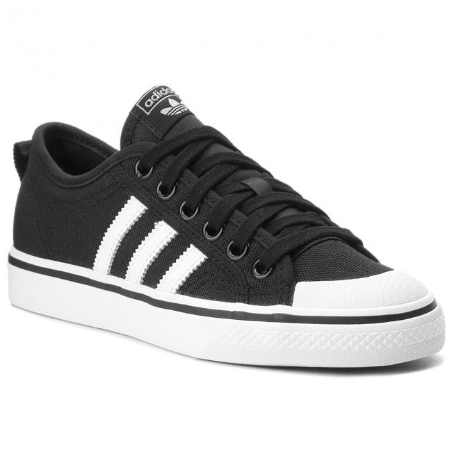Shoes adidas Nizza CQ2332 CblackFtwwhtFtwwht