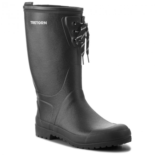 Wellingtons TRETORN - Strong S 472942  Black 10