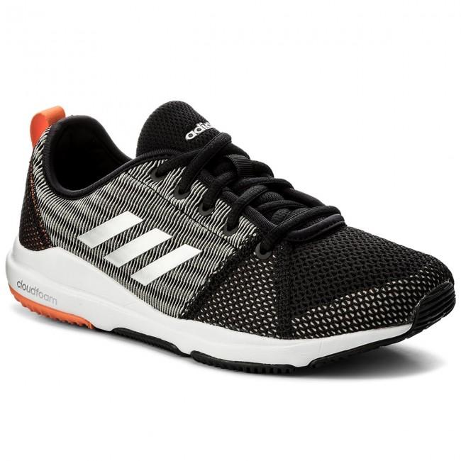 Shoes adidas - Arianna Cloudfoam CG2844 Cblack/Silvmt/Hireor