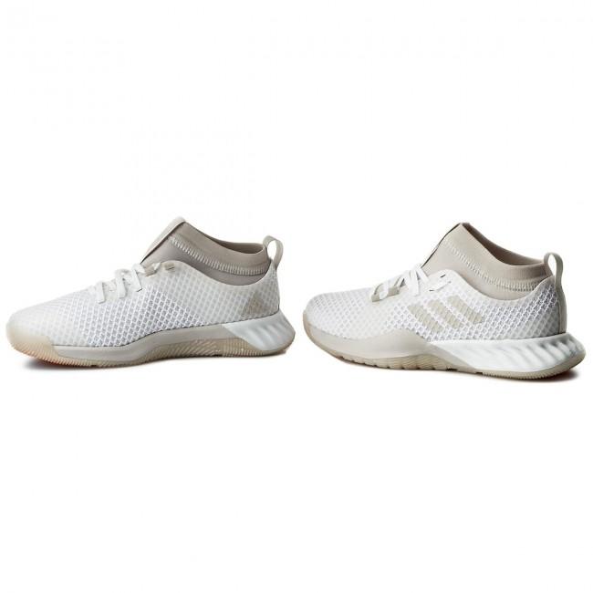 adidas crazytrain pro 3 damen weiß