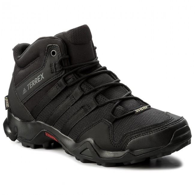 Shoes adidas Terrex Ax2r Mid Gtx GORE TEX CM7697 CblackCblackCblack