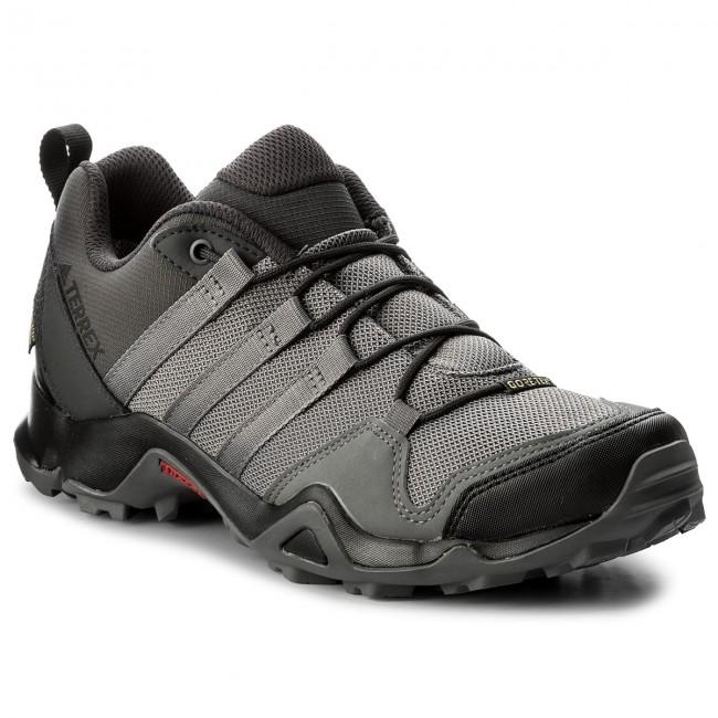Robusto Mecánicamente dentro de poco  Shoes adidas - Terrex AX2R GTX GORE-TEX CM7718 Carbon/Grefou/Sslime -  Outdoor - Running shoes - Sports shoes - Men's shoes | efootwear.eu