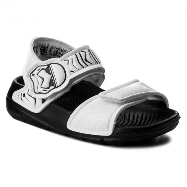 Sandals adidas - Star Wars AltaSwim CQ0128 Cblack/Cblack/Ftwwht