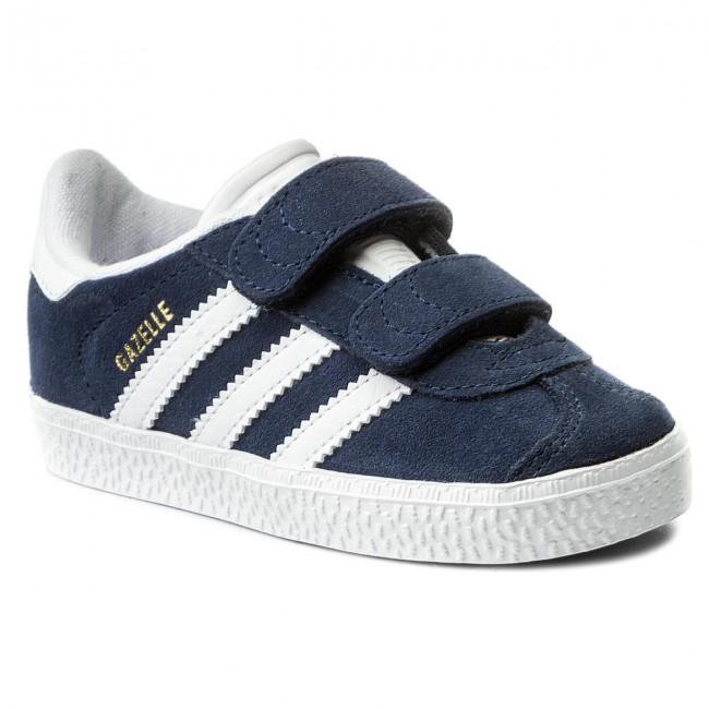 Shoes adidas - Gazelle Cf I CQ3138 Conavy/Ftwwht/Ftwwht