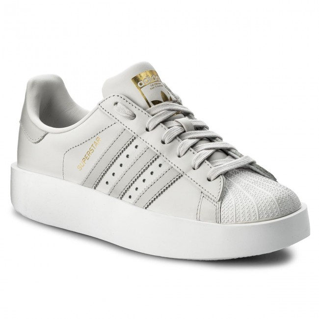 Shoes adidas Superstar Bold W CQ2824 GreoneGretwoFtwwht
