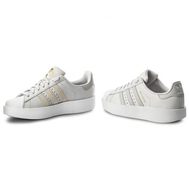 Shoes adidas Superstar Bold W CQ2824 GreoneGretwoFtwwht