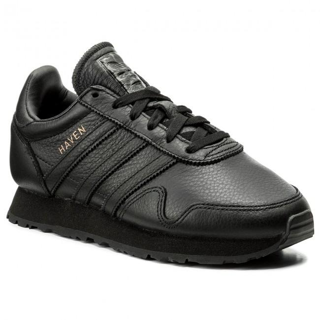 galería Shinkan consola  Shoes adidas - Haven CQ3036 Cblack/Cblack/Copfla - Sneakers - Low shoes -  Women's shoes | efootwear.eu
