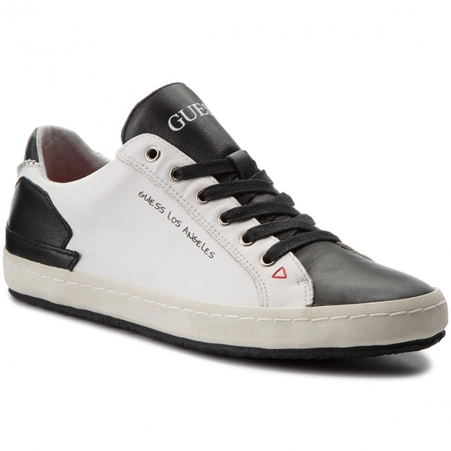 Sneakers GUESS Low FMLOW1 LEA12 WHITE