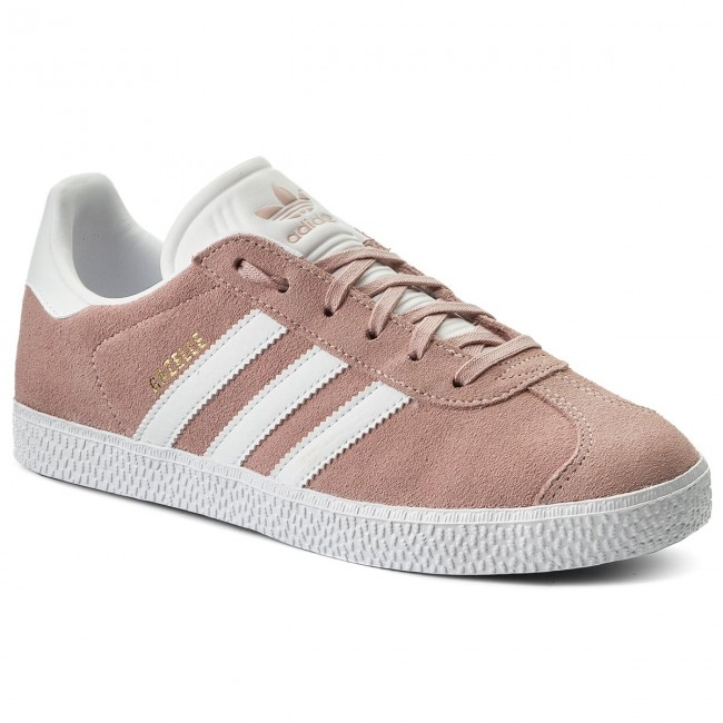 Shoes adidas Gazelle J BY9544 IcepnkFtwwhtGoldmt