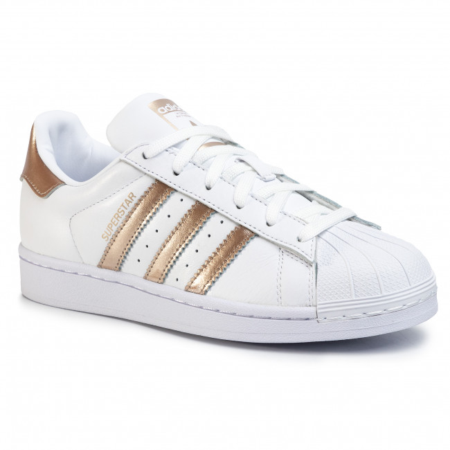 various design well known classic styles Shoes adidas - Superstar W CG5463 Ftwwht/Cybemt/Ftwwht - Sneakers ...