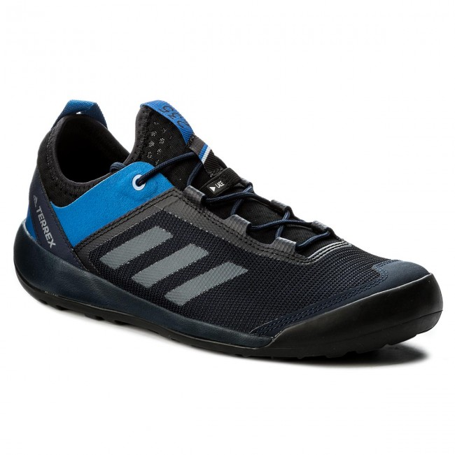 Shoes adidas Terrex Swift Solo CM7633 ConavyGrethrBlubea