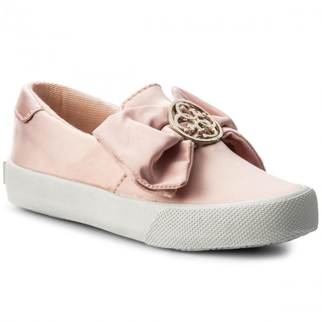 Slight take medicine legation  Sneakers GUESS - FIHEL1 SAT12 PNK - Slided shoes - Low shoes - Girl - Kids'  shoes   efootwear.eu