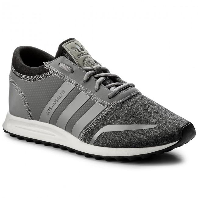 Almuerzo Fácil de leer Revelar  Shoes adidas - Los Angeles CQ2262 Grethr/Grethr/Greone - Sneakers - Low  shoes - Men's shoes | efootwear.eu