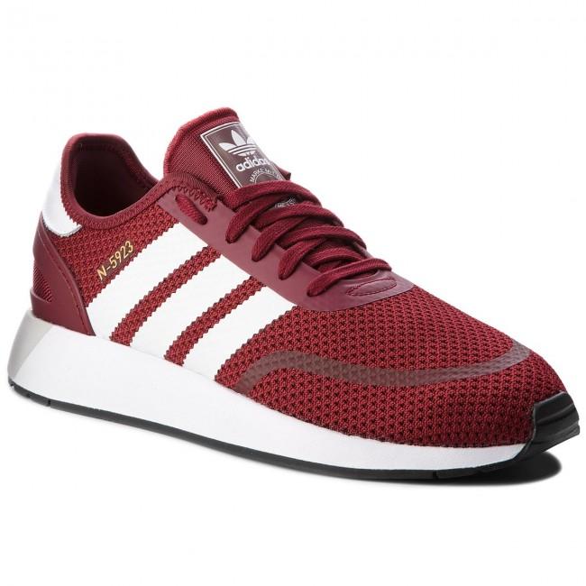 Shoes adidas - N-5923 DB0960 Cburgu/Ftwwht/Cblack