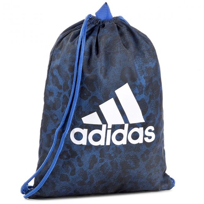 Backpack adidas - Sp Gym Sack CF5022  Hirblu/Black/White