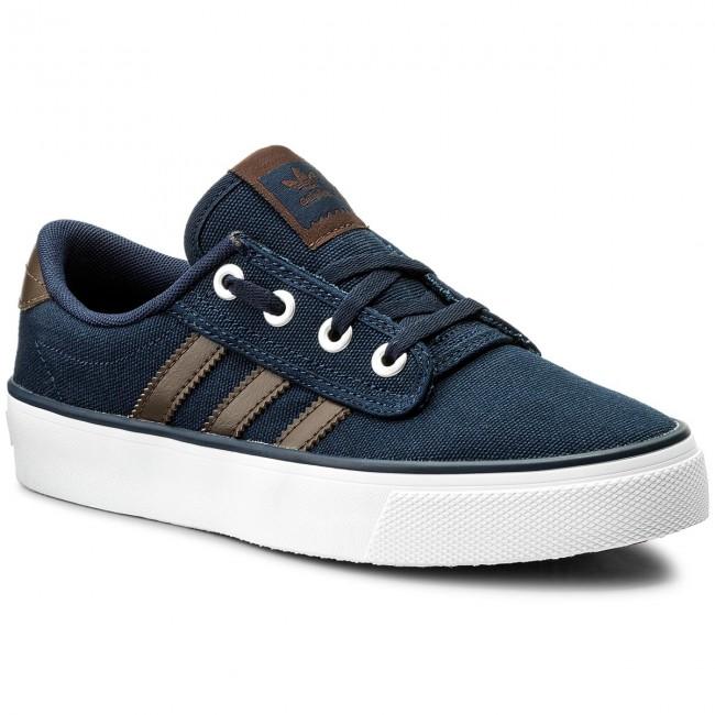 Shoes adidas - Kiel CQ1089 Conavy/Brown