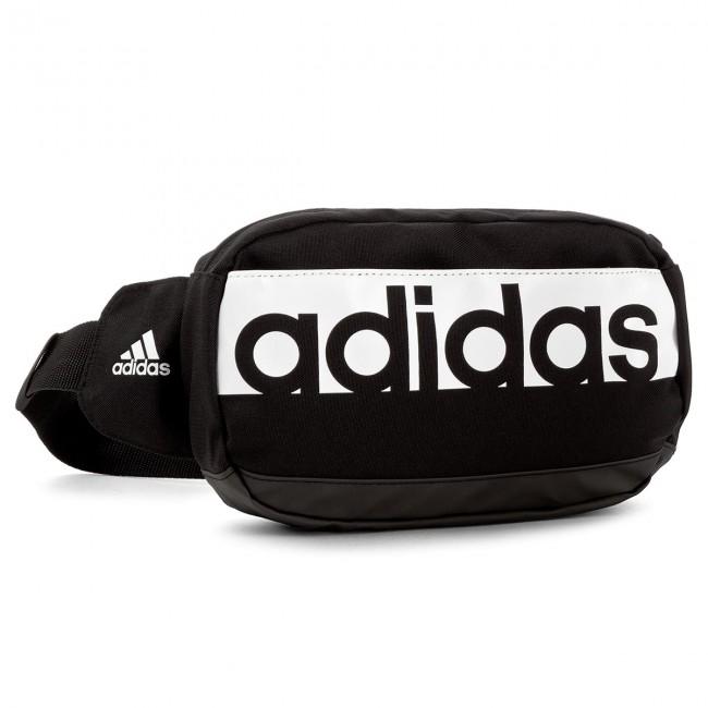 Waist Pack adidas - Lin Per Waistb S99983  Black/Black/White