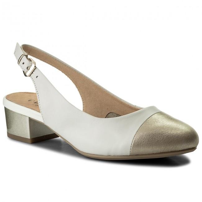 Sandals CAPRICE - 9-29502-20 White Multi 130