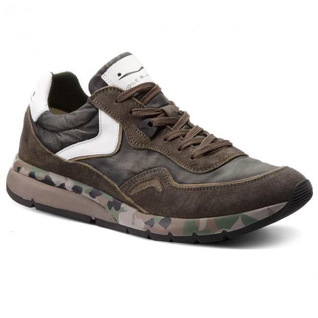 new concept 66253 3c6ea Sneakers VOILE BLANCHE - Endavour 0012012446.02.9114 Mimetico/Bianco