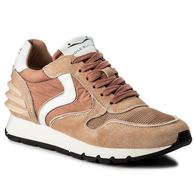 Sneakers VOILE BLANCHE Julia Power 0012012266.01.9108 CipriaBiancoLaccio Rosa