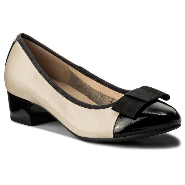 Shoes CAPRICE - 9-22305-20 Beige Multi 403