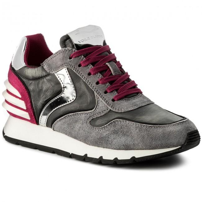 Sneakers VOILE BLANCHE Julia Power 0012012266.05.9165 Smog Antracite