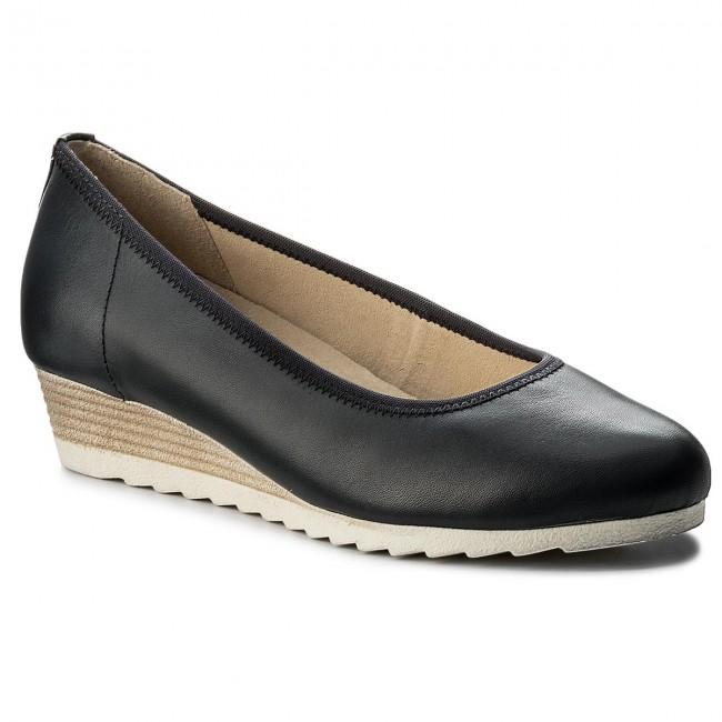 Shoes CAPRICE - 9-22315-20 Ocean Nappa 855