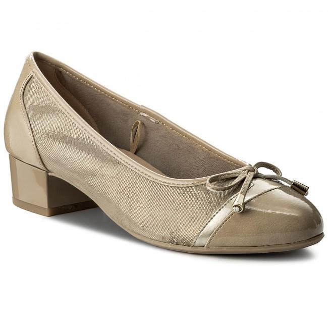 Shoes CAPRICE - 9-22320-20 Stone Multi 241