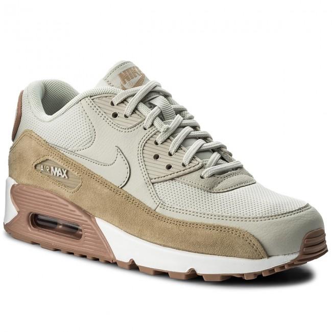 Shoes NIKE - Wmns Air Max 90 325213 046 Light Bone/Mushroom