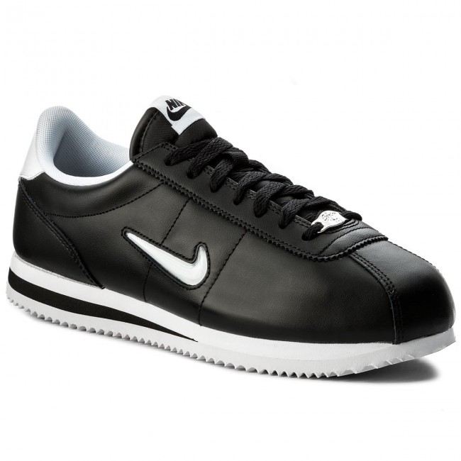 low priced 8bfd6 2575e Shoes NIKE - Cortez Basic Jewel 833238 002 Black/White