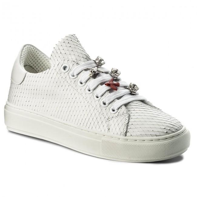 Sneakers PINKO - Allegra Sneaker PE 18PBKSH 1P215T Y4L7 White Z04