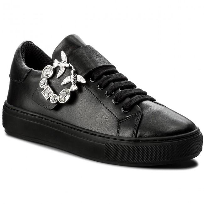 Sneakers PINKO - Astuta PE 18 PBKSH 1P215X Y4L4 Black Z999